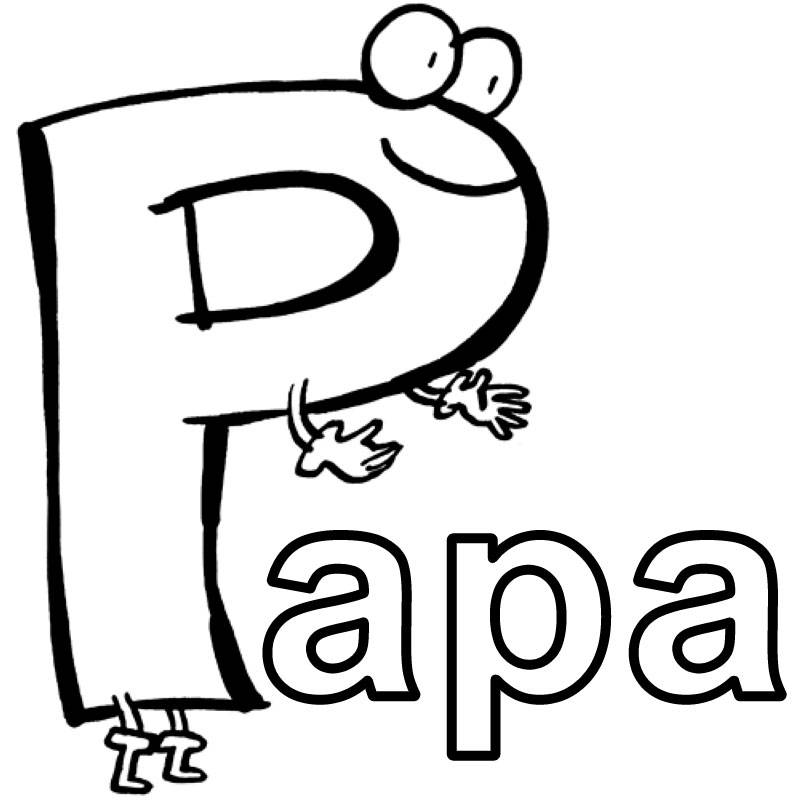 kleurplaten verjaardag papa 43 ausmalbilder karte zum 47