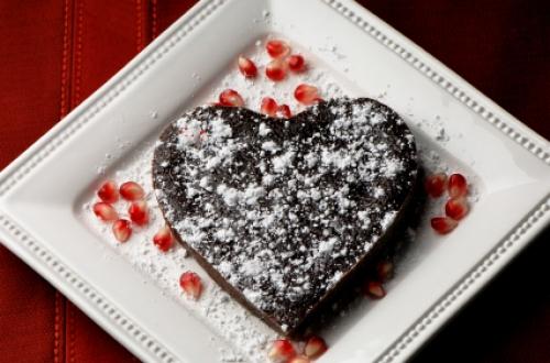 Rezepte Fur Kinder Rezepte Zum Muttertag Schokoladenkuchen Herz