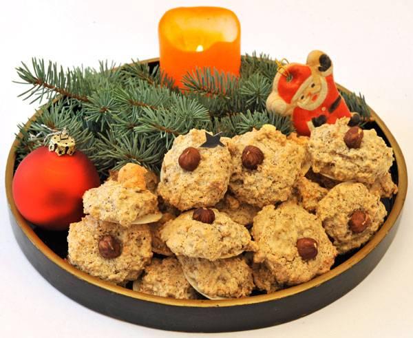 rezepte f r kinder weihnachtliche rezepte rezepttipp f r weihnachten makronen. Black Bedroom Furniture Sets. Home Design Ideas