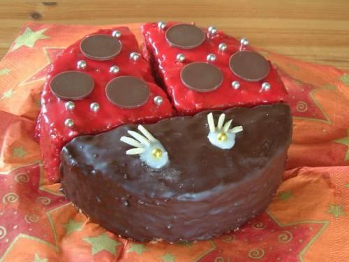 rezepte für kinder  kuchen und torten käferkuchen
