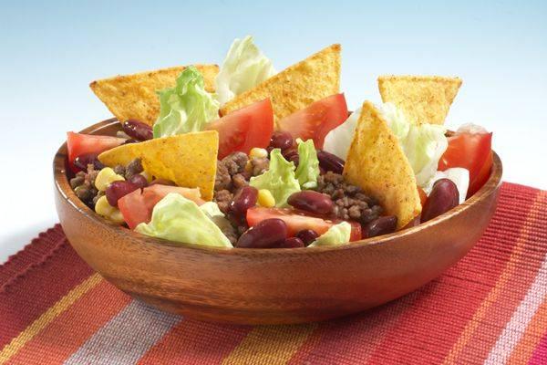 rezepte f r kinder grillrezepte und salate cowboy salat. Black Bedroom Furniture Sets. Home Design Ideas