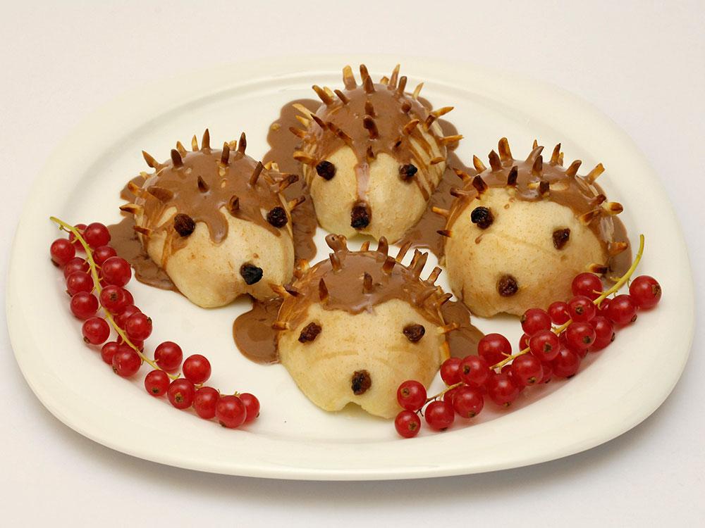rezepte für kinder  dessert und süßspeisen igeldessert