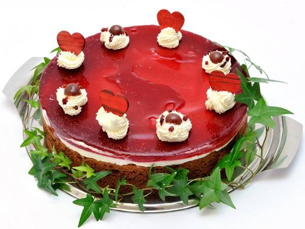 Rezepte Fur Kinder Kuchen Und Torten Rotkappchen Torte Backen