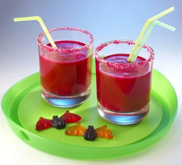 Rezepte für Kinder: Halloween-Getränke