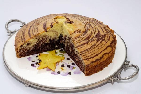 Rezepte Fur Kinder Kuchen Und Torten Zebrakuchen