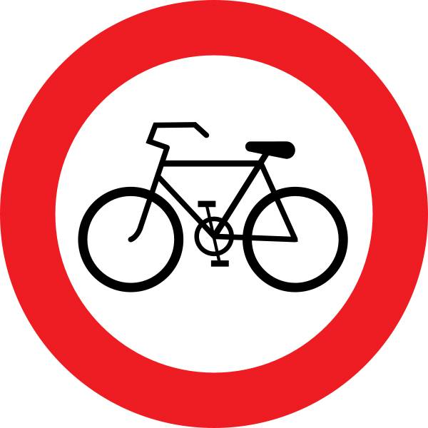 Lu00f6sung: Diese Schilder mu00fcssen Radfahrer kennen