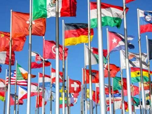 warum gibt es in allen ländern flaggen
