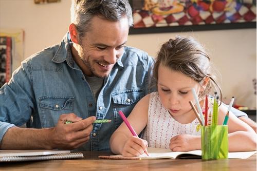 Tipps für Schule und Erziehung Tipp: Sailer unterstützt Eltern bei der Betreuung der Kinder
