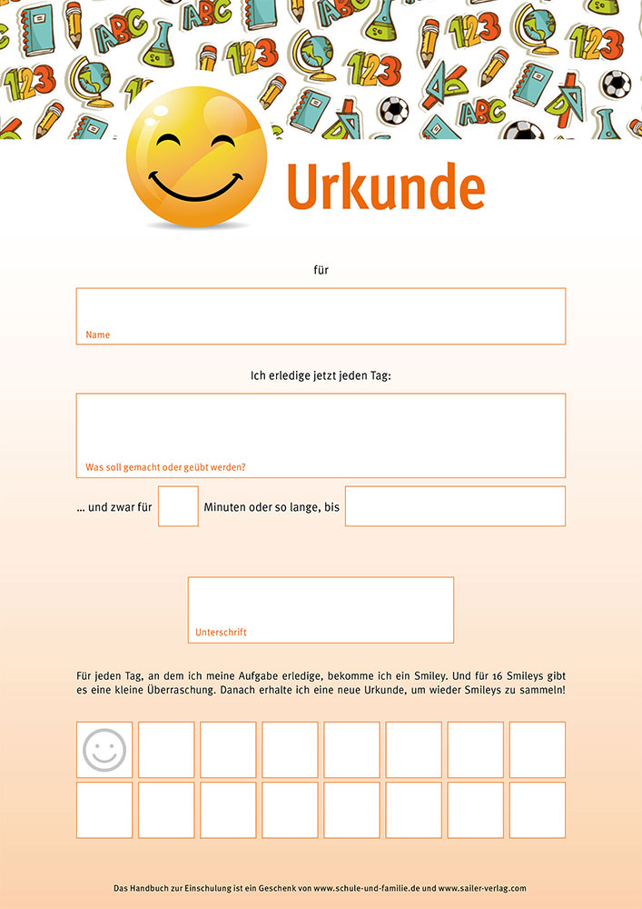 Download: Urkunde