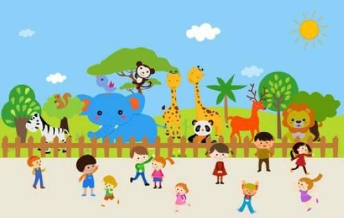 Zoo Kinder