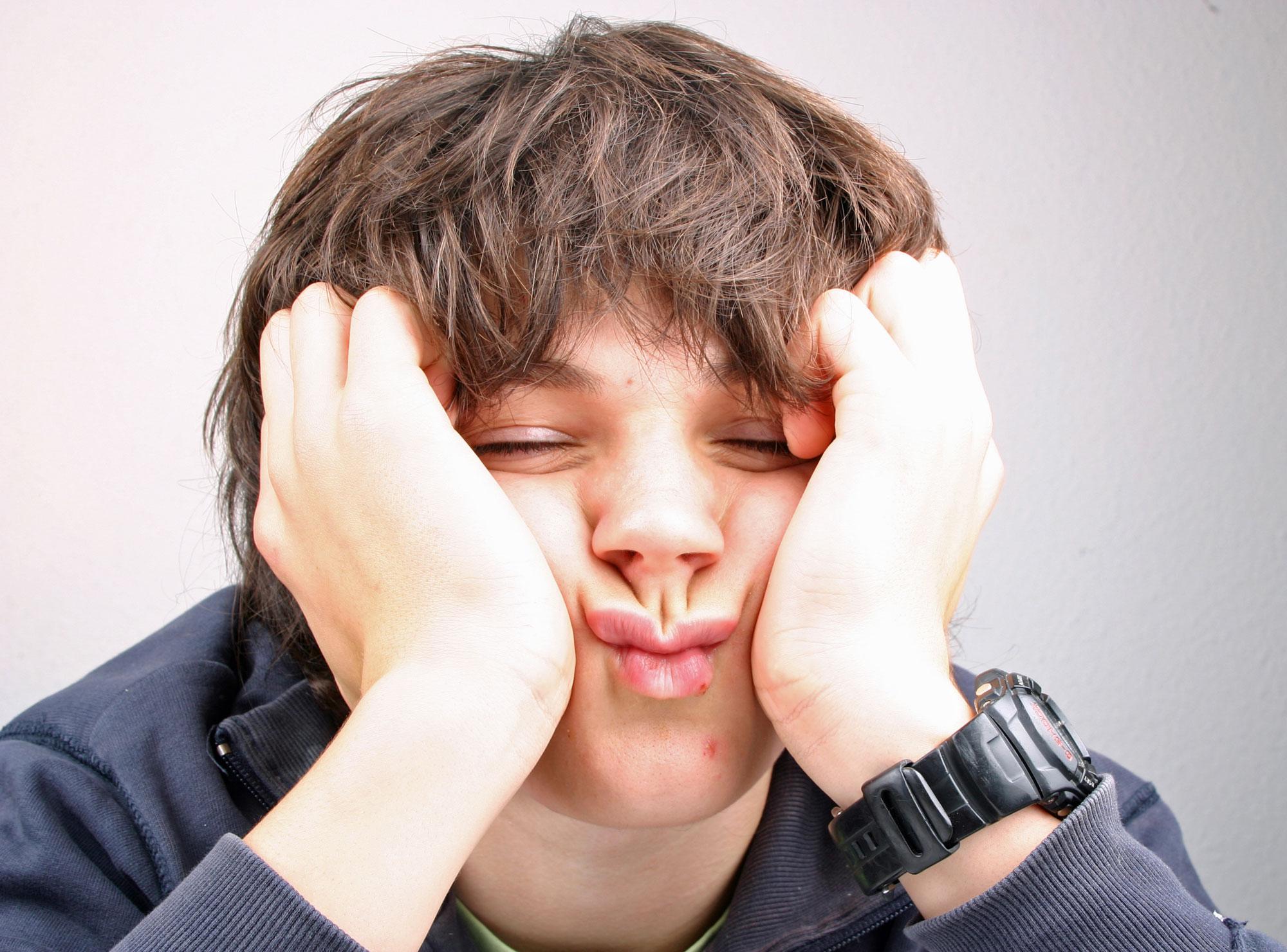 Probleme mit teenager sohn