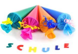 Basteln Mit Kindern Schultüten Kostenlose Bastelvorlagen