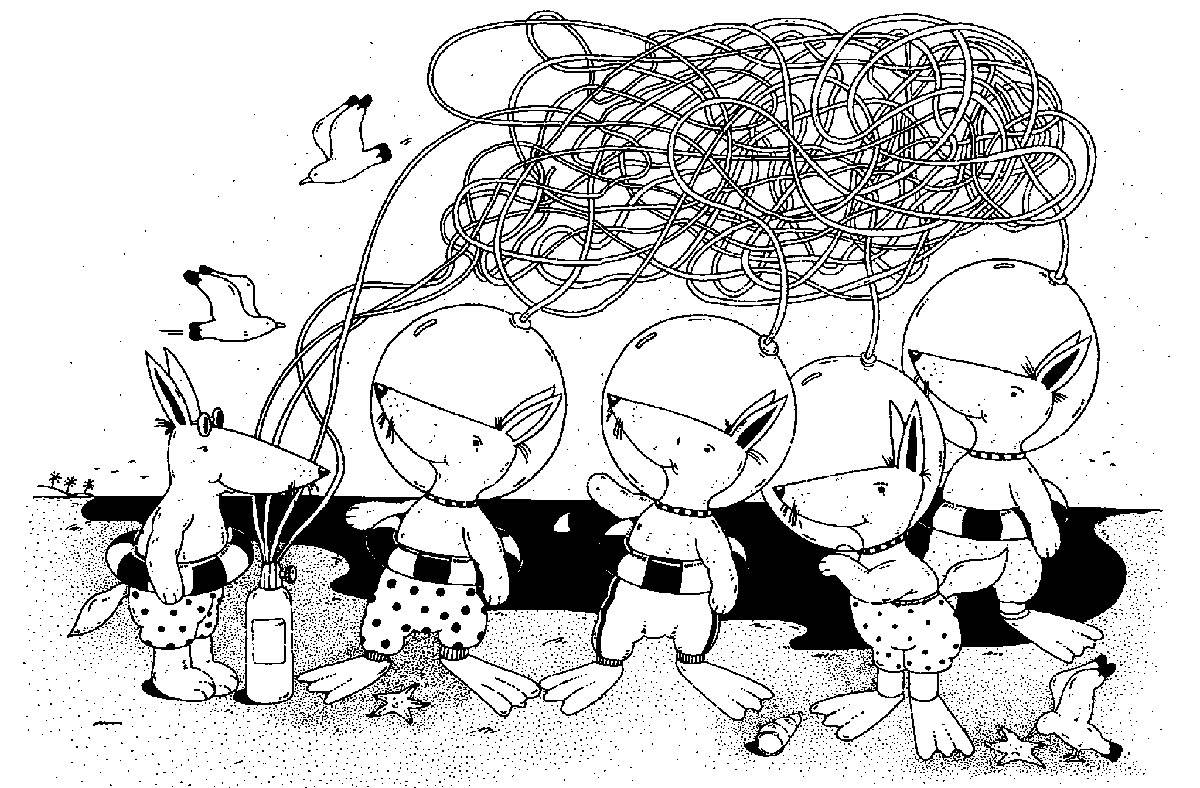 malvorlagen labyrinthe ausdrucken