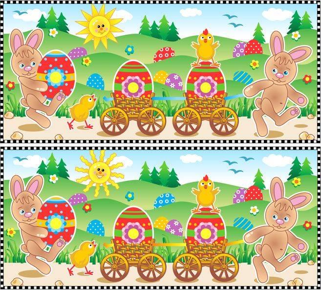 ausmalbild suchbilder f252r kinder ostern kostenlos ausdrucken