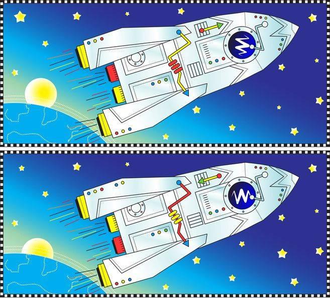 ausmalbild kinder rakete - x13 ein bild zeichnen