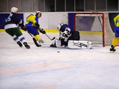 Eishockey Drittel