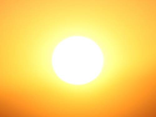 Warum Ist Die Sonne Gelb