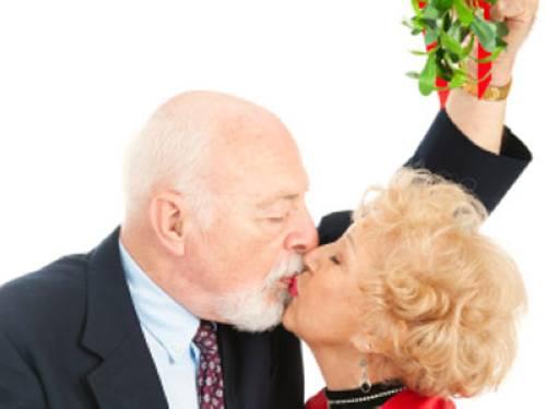 warum küsst man sich