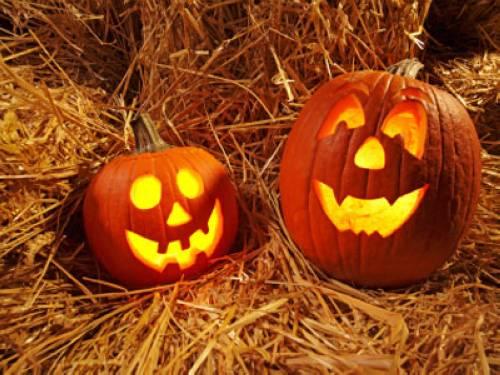 Kuerbis Schnitzen Haus.Warum Stellt Man An Halloween Einen Kurbis Vors Haus