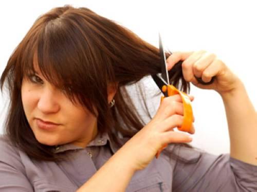 warum tut haare schneiden nicht weh